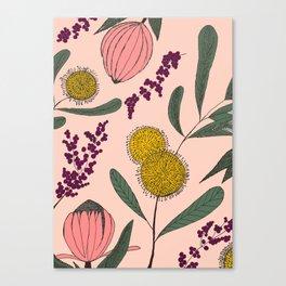 Floating Garden Canvas Print