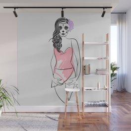 Dead Beauty Wall Mural