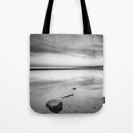 """Serenity sea..."". Tarifa beach Tote Bag"