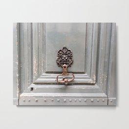 Paris Apartment Metal Print