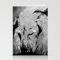 the hound Stationery Cards featuring Hound by hardy mayes