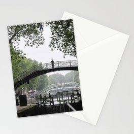 Paris Canals Stationery Cards