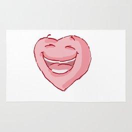 St Valentine drawing Rug
