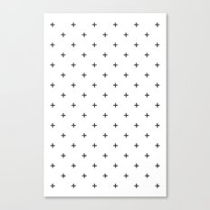 Swiss//Twenty Canvas Print