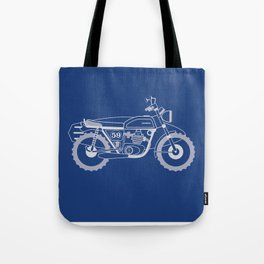 Wind to the Wave Tote Bag