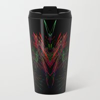 3d Travel Mugs featuring 3D by Nasayousef