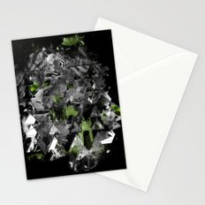 Abstractness Stationery Cards