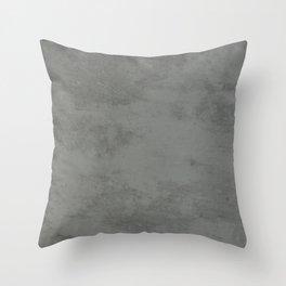 Concrete Cement Throw Pillow