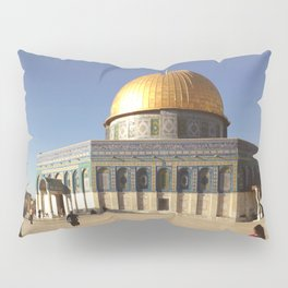 Dome of the Rock x Photo Pillow Sham