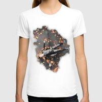 shameless T-shirts featuring Ian gallagher,Shameless by  Marina Teyya