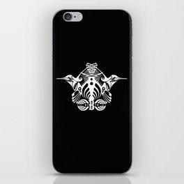 Bassnectar Family Crest iPhone Skin