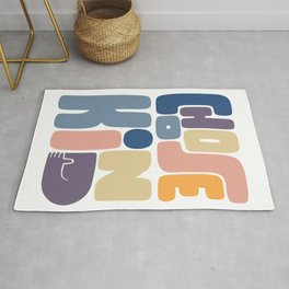Choose Kind Rug