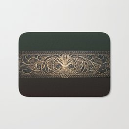 Ygdrassil the Norse World Tree Bath Mat