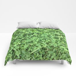 Nature Style. Fashion Textures Comforters
