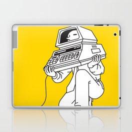 Computer head Laptop & iPad Skin