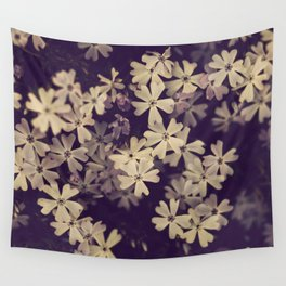 Blazing in Gold and Quenching in Purple Wall Tapestry
