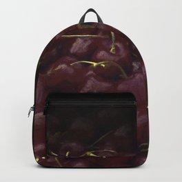 cherries pattern hvhdfn Backpack