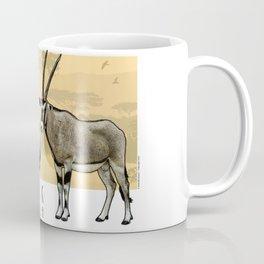 Gemsbok Coffee Mug