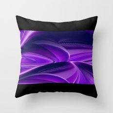 Purple Dream 8 Throw Pillow