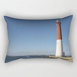 Barnegat Light - New Jersey Rectangular Pillow