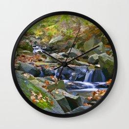Brandywine Springs Wall Clock
