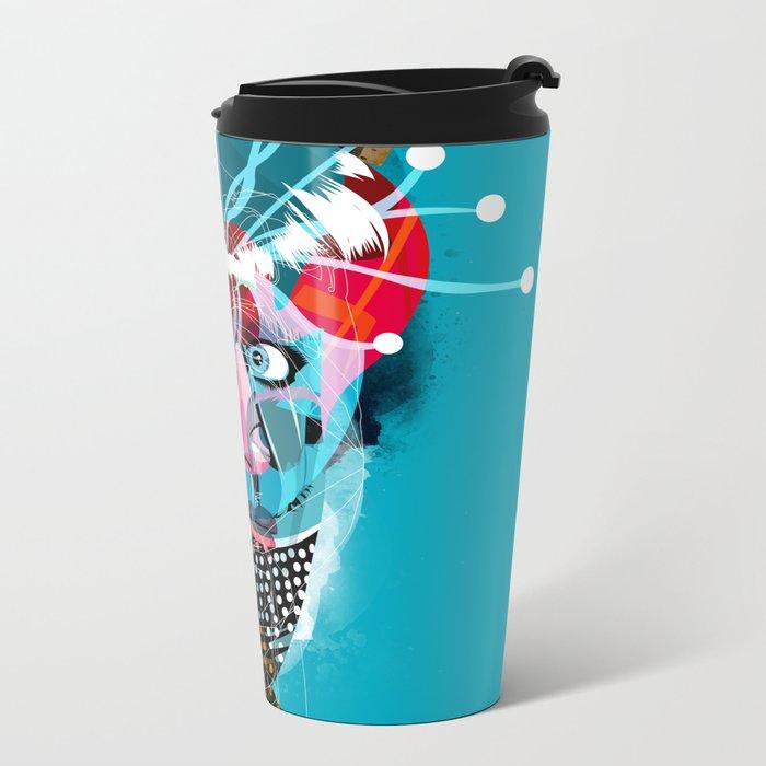 061113 Metal Travel Mug