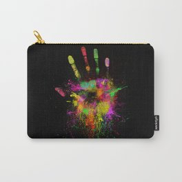 Artist Hand Carry-All Pouch