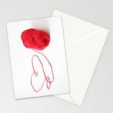 I love yarn Stationery Cards