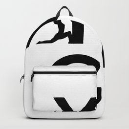 yoga circus Backpack