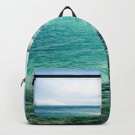 Belize Blues Backpack