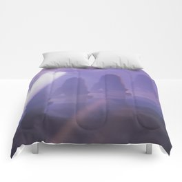 Evening Rain Comforters