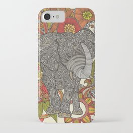 Bo the elephant iPhone Case