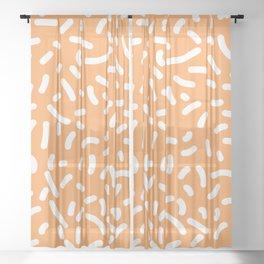 Memphis Sun Sheer Curtain