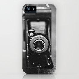 Old Kodak Film Camera iPhone Case