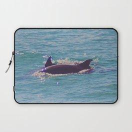 Dolphin Dorsals Laptop Sleeve