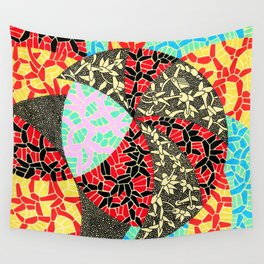 - cosmobop - Wall Tapestry