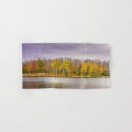 Autumn Reflections Hand & Bath Towel