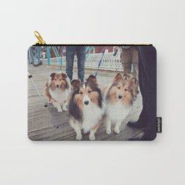 Shelties Carry-All Pouch