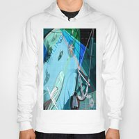 sailing Hoodies featuring Sailing by Robin Curtiss