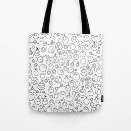 Munnen - Space between us Tote Bag