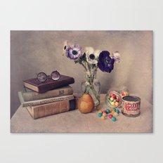 Still life Canvas Print