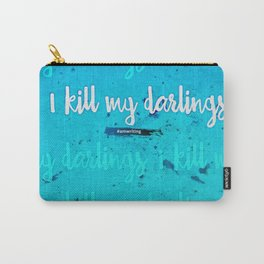 I Kill My Darlings Carry-All Pouch