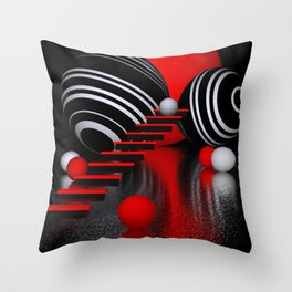 3D for your home -5- Throw Pillow