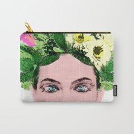 La Femme cactina Carry-All Pouch