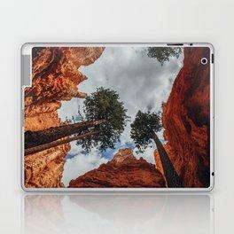 Trees in the Sky Laptop & iPad Skin