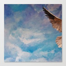 Absolute Freedom Canvas Print