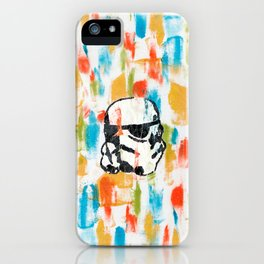 """Join the BRIGHT side.""  iPhone Case"