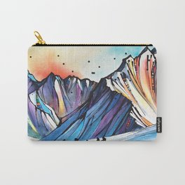 Alaska Sled Shred Carry-All Pouch