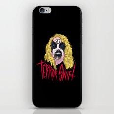 Terror Swift iPhone & iPod Skin