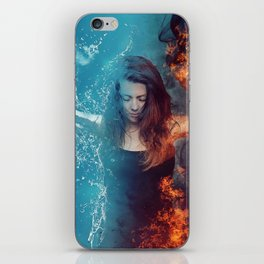 Inner Contradictions iPhone Skin